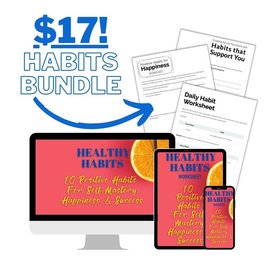 Healthy Habits Bundle