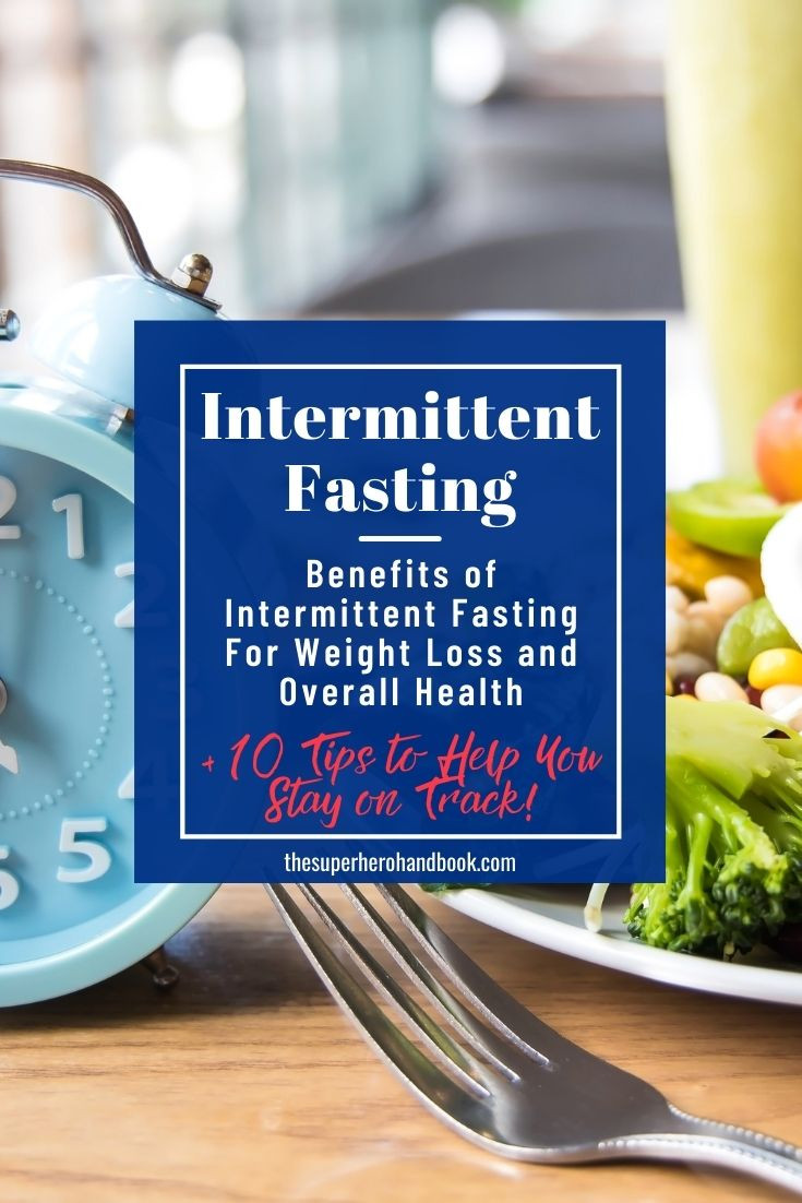 Benefits of Intermittent Fasting for Weight Loss