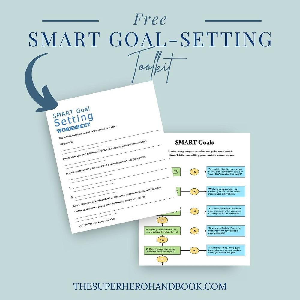 Free SMART Goal-Setting Toolkit