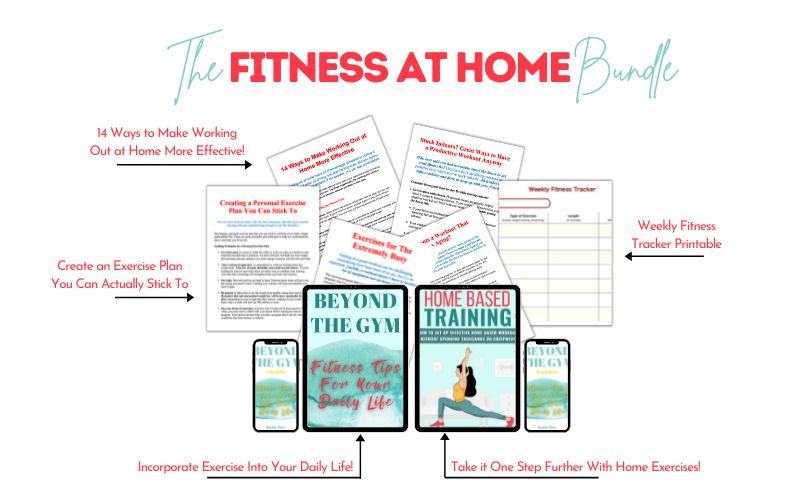 The Fitness at Home Bundle