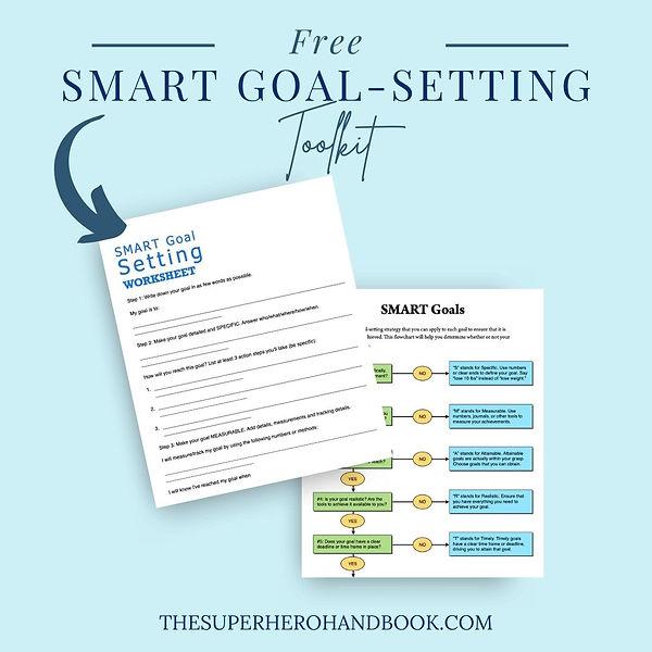 SMART Goal Setting Toolkit