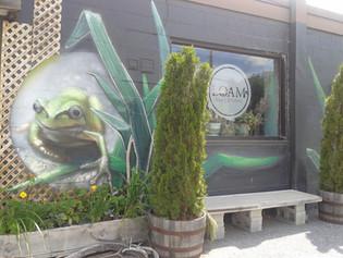 Loam Frog