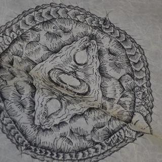 #Mater 7, Ladies Garden, 2016, detail