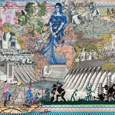 Malala Andrialavidrazana, Figures 1852, River Systems of the World, 2018