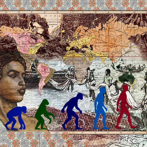 Malala Andrialavidrazana, Figures 1856, Leading races of man, 2016