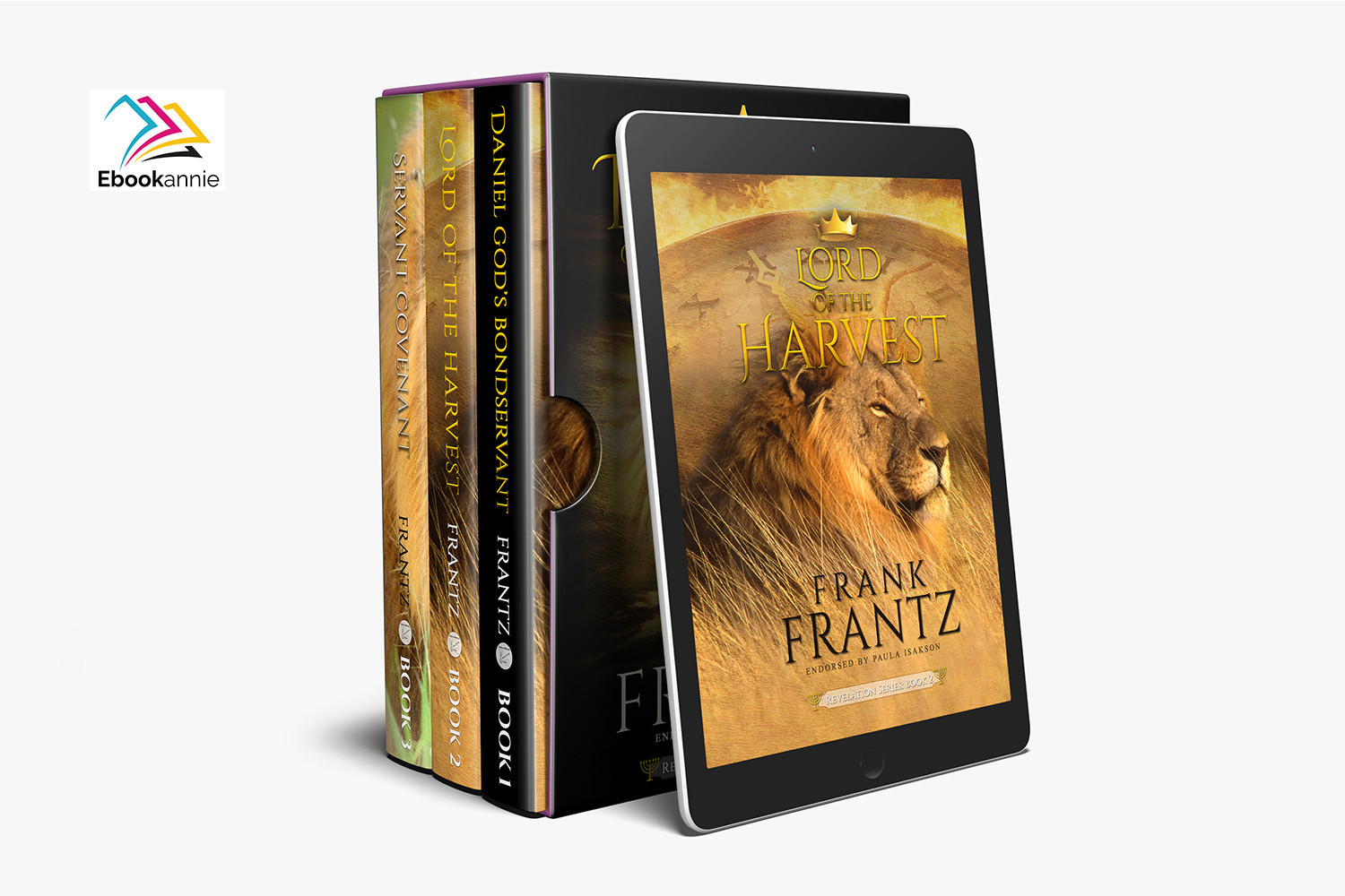 Revelation Series: 3 Book Set