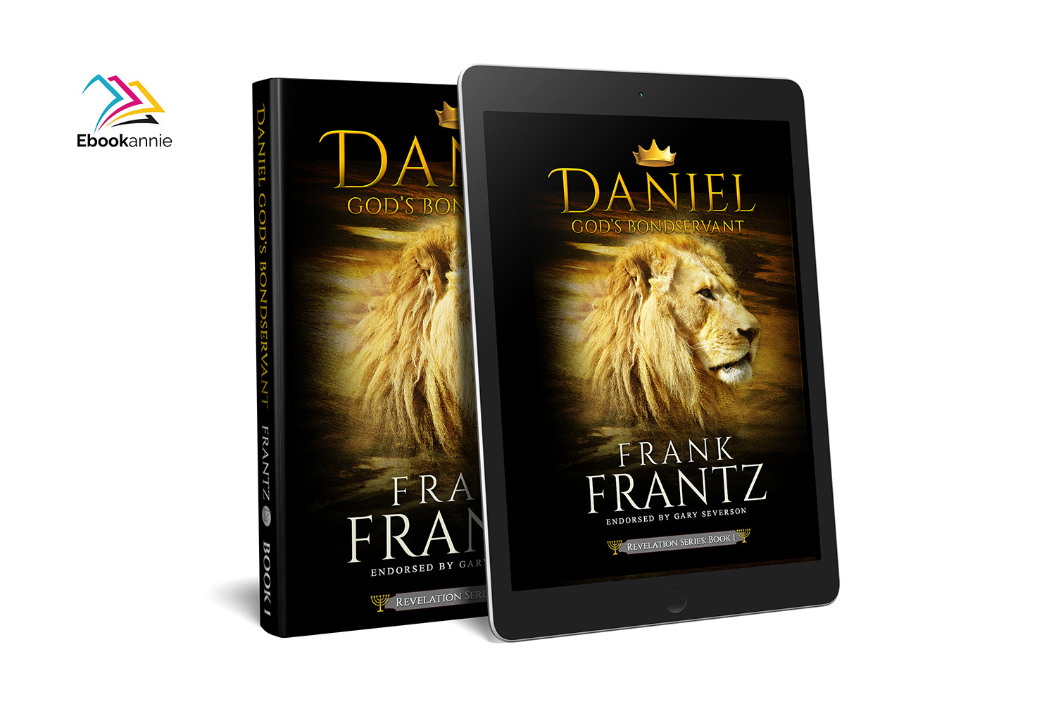 Daniel God's Bondservant: Revelation Series 2nd Edition