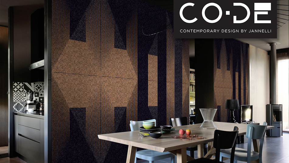 CODE Wallpapers by Jannelli & Volpi