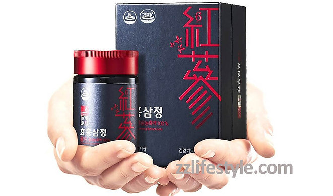 Korean Red Ginseng 100% Extract Gold 240g