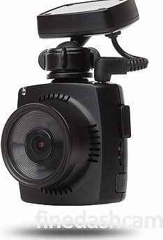 USED - Lukas LK-7500V 1 Channel Dash Camera with GPS and 16GB Memory Card