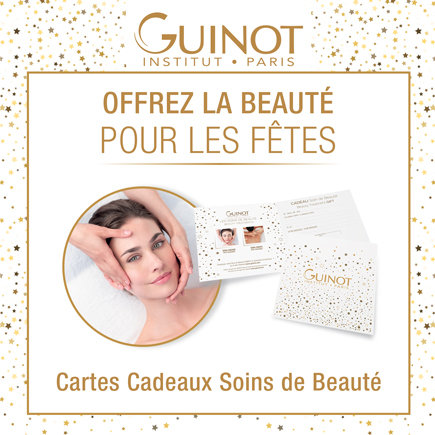 Cartes Cadeaux de Noël Guinot