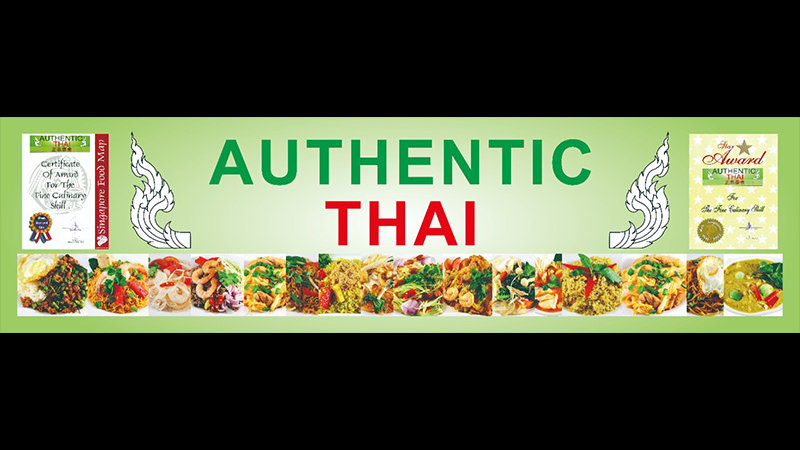 Authentic Thai #01-35