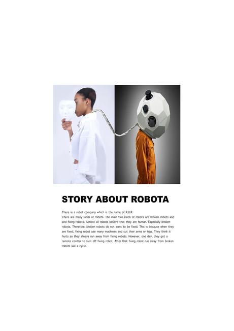 STORY ABOUT ROBOTA