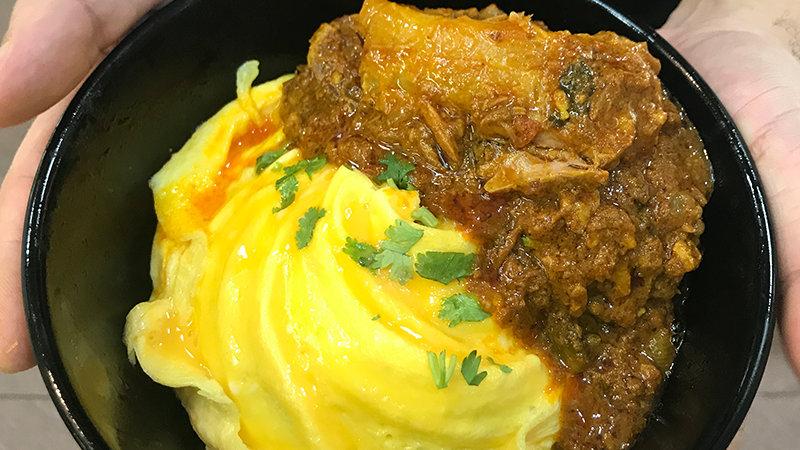 Curry Pork OmuRice