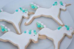 unicorn gem cookies vegan_