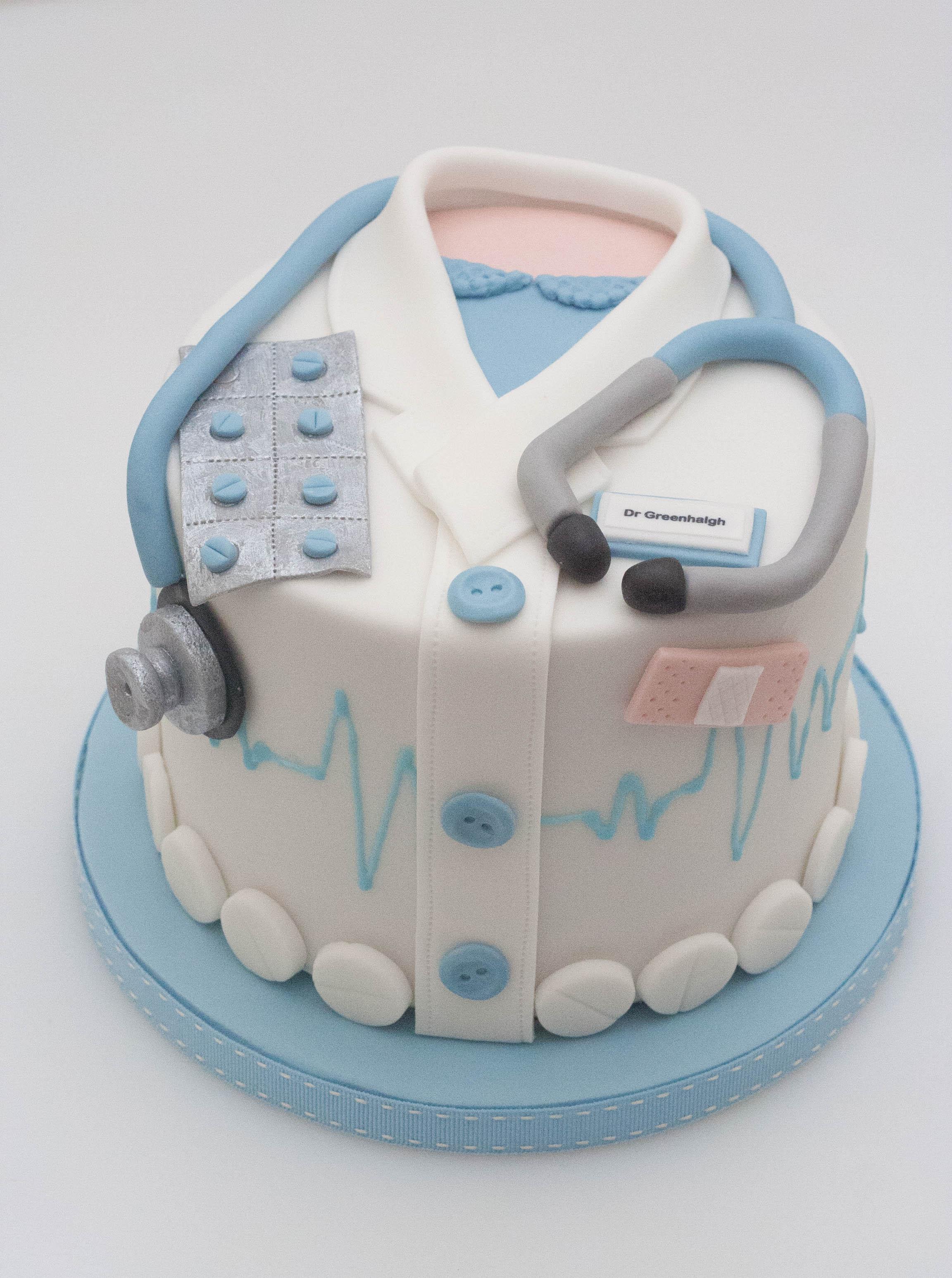 medic vegan cake