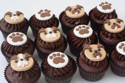 boxer cupcakes