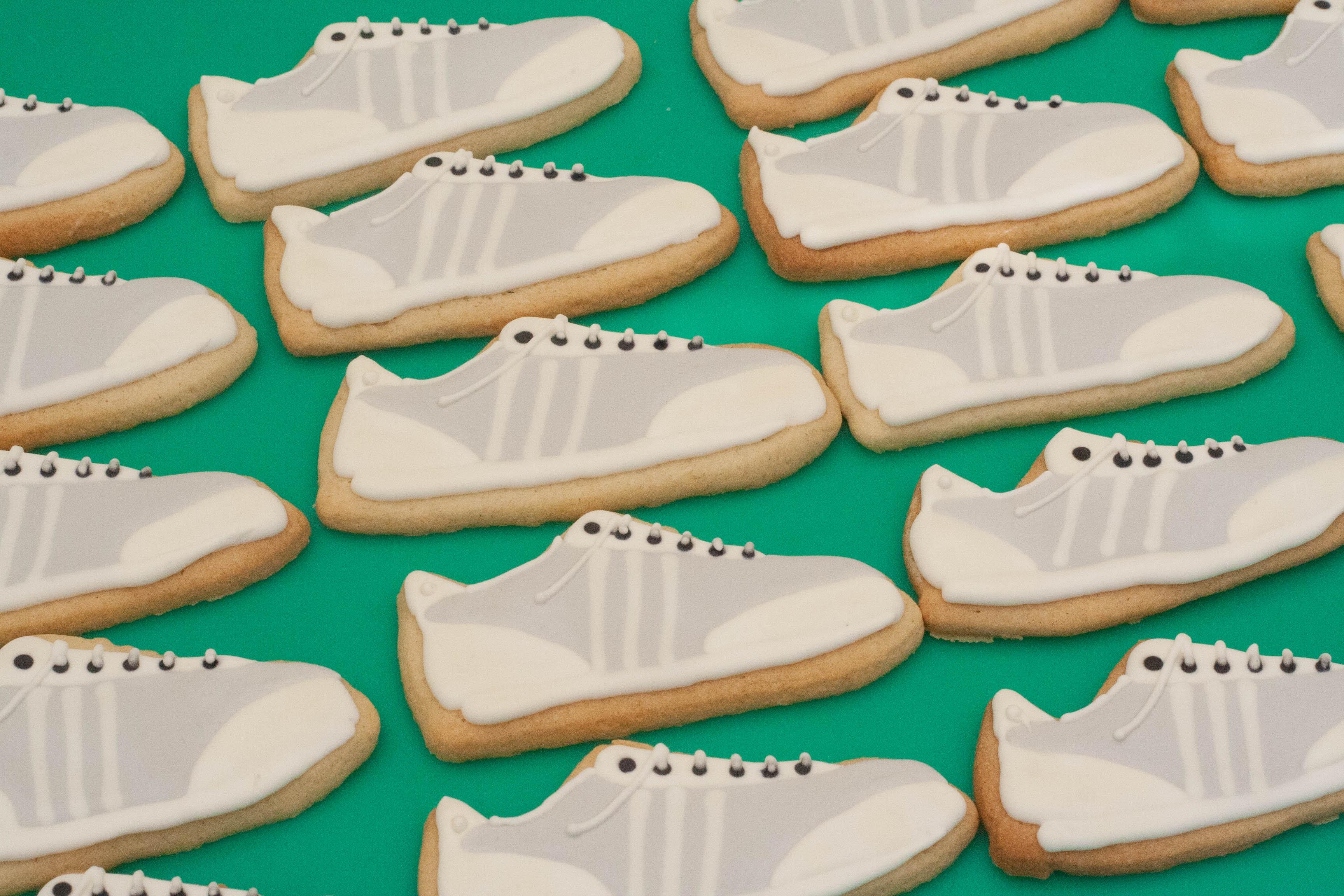 trainer cookies vegan