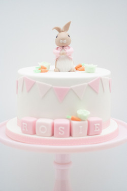 Flopsy Rabbit cake