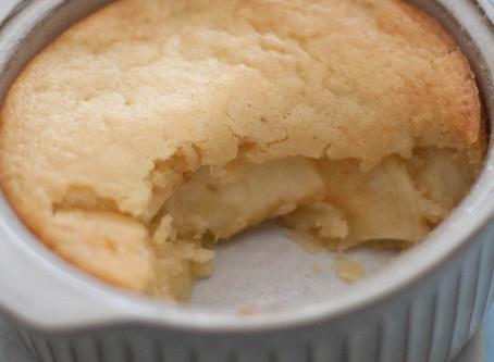 Vegan Eve's Pudding