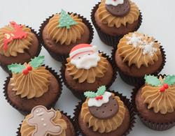Christmas vegan cupcakes 9_-2