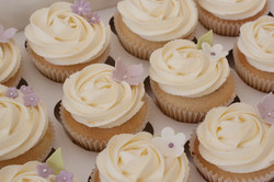 springtime lemon cupcakes vegan