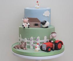 farm cake vegan