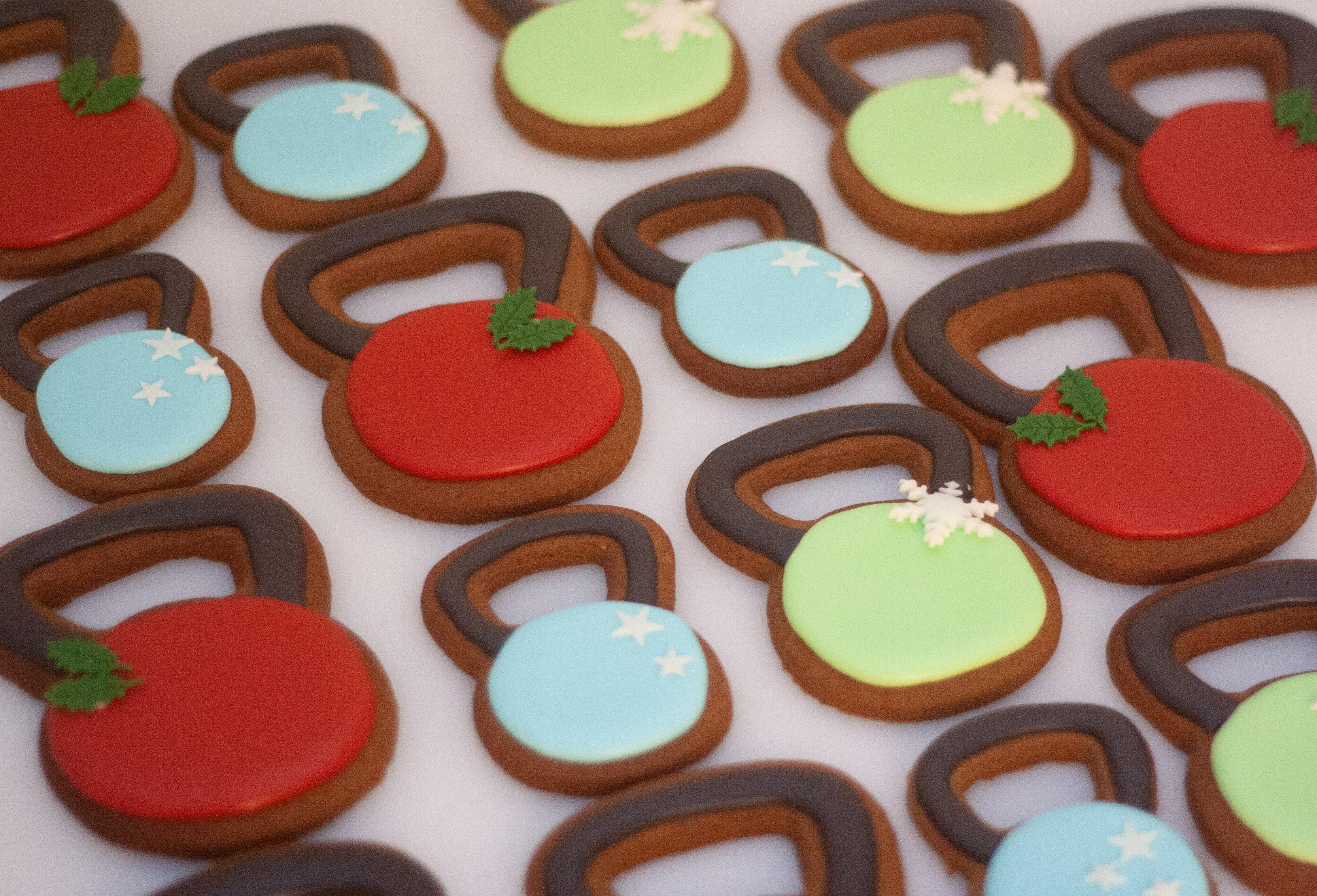 kettlebell gingerbread