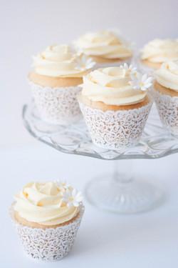 lemon cupcakes vegan