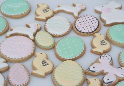 easter cookies more