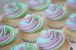 rainbow cupcakes vegan