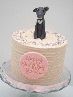 greyhound cake