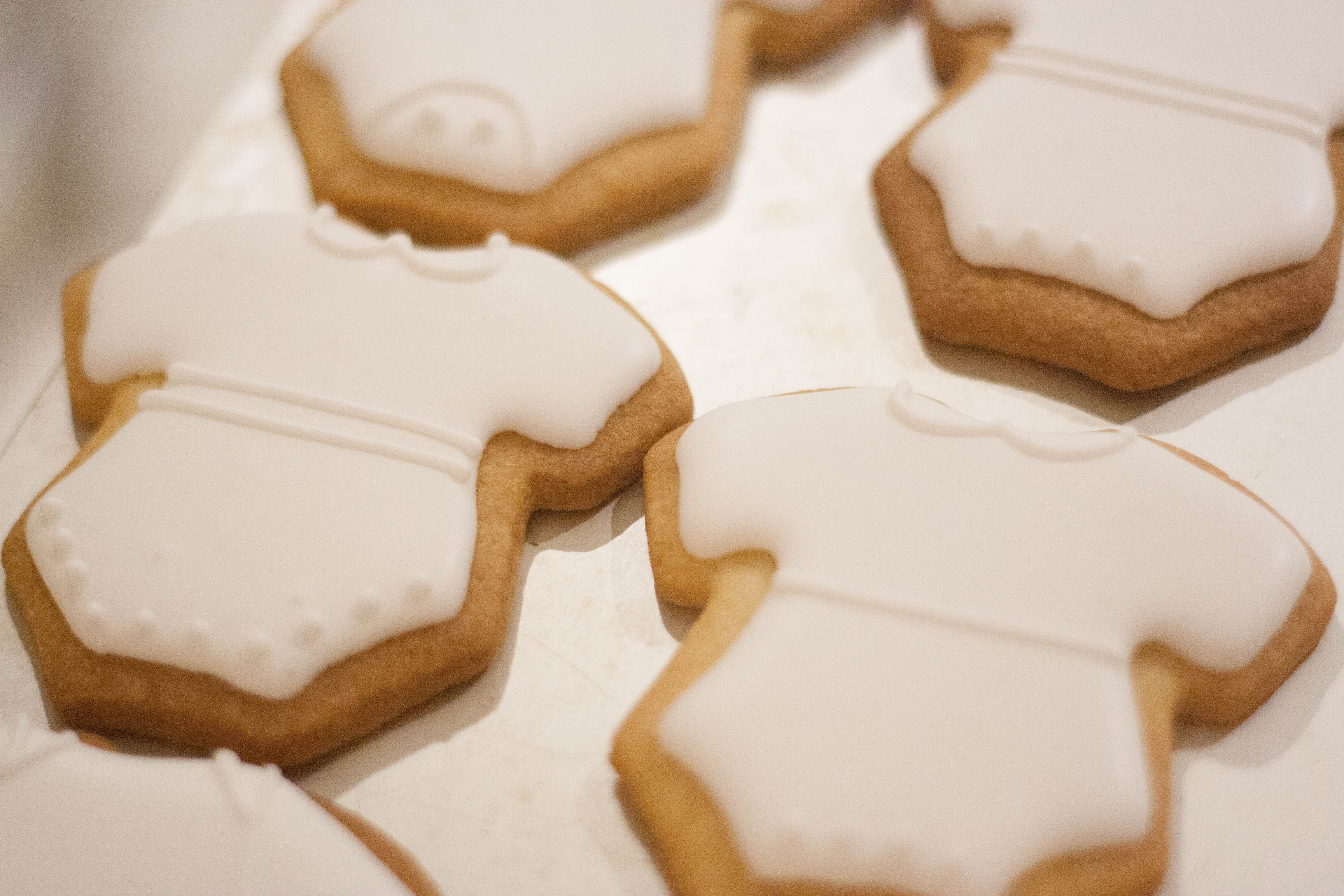 babygro vegan cookies