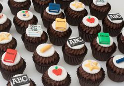 schoolleaver cupcakes