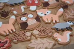 Autumn cookies 2020_