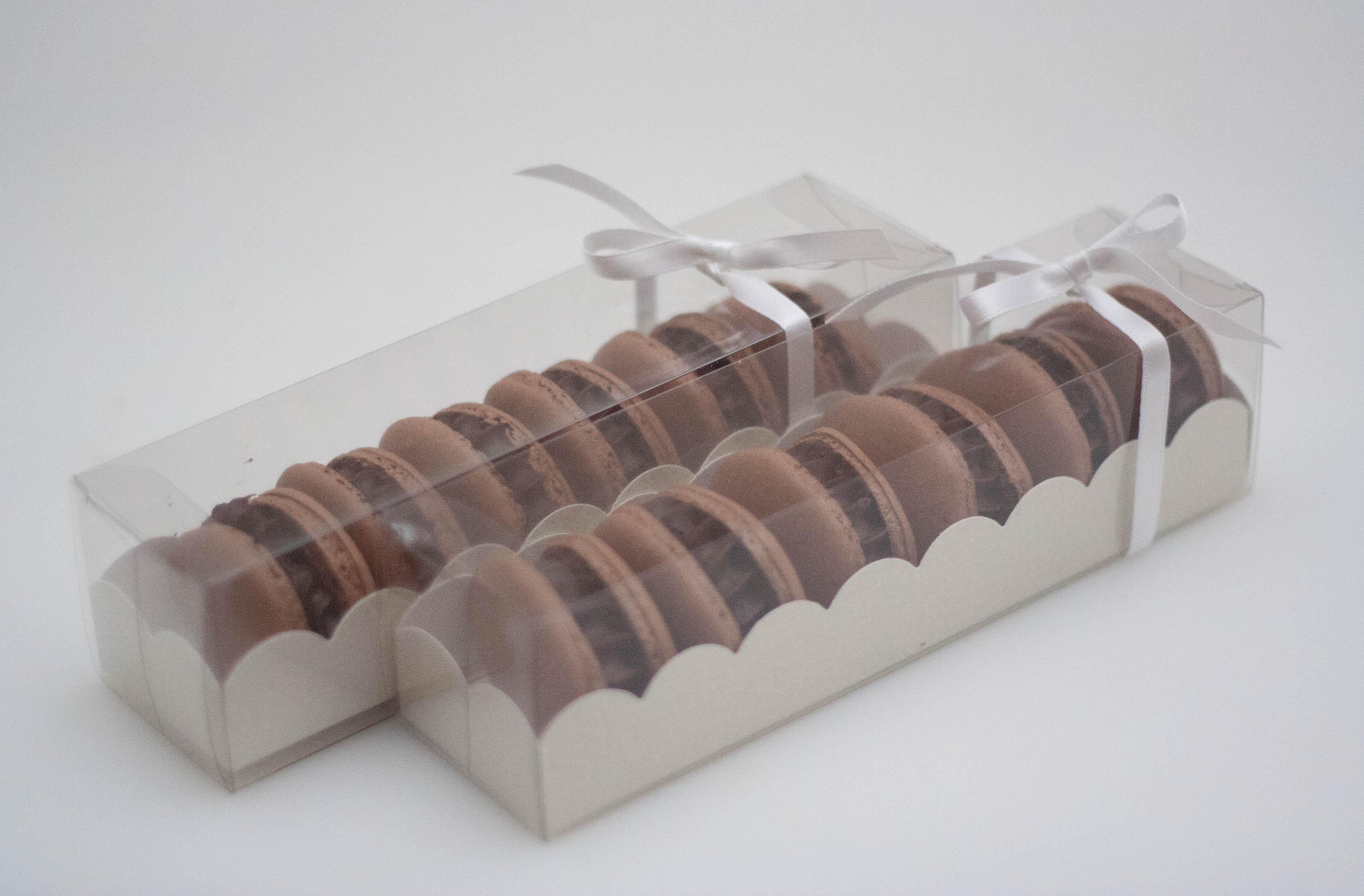 boxed macarons vegan