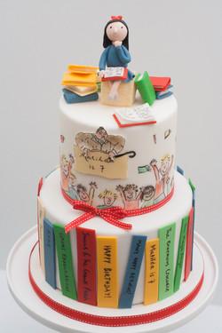 Matilda cake
