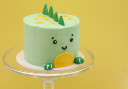 frosted dinosaur cake-3