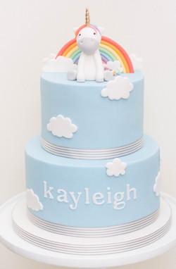 unicorn cake vegan gluten free
