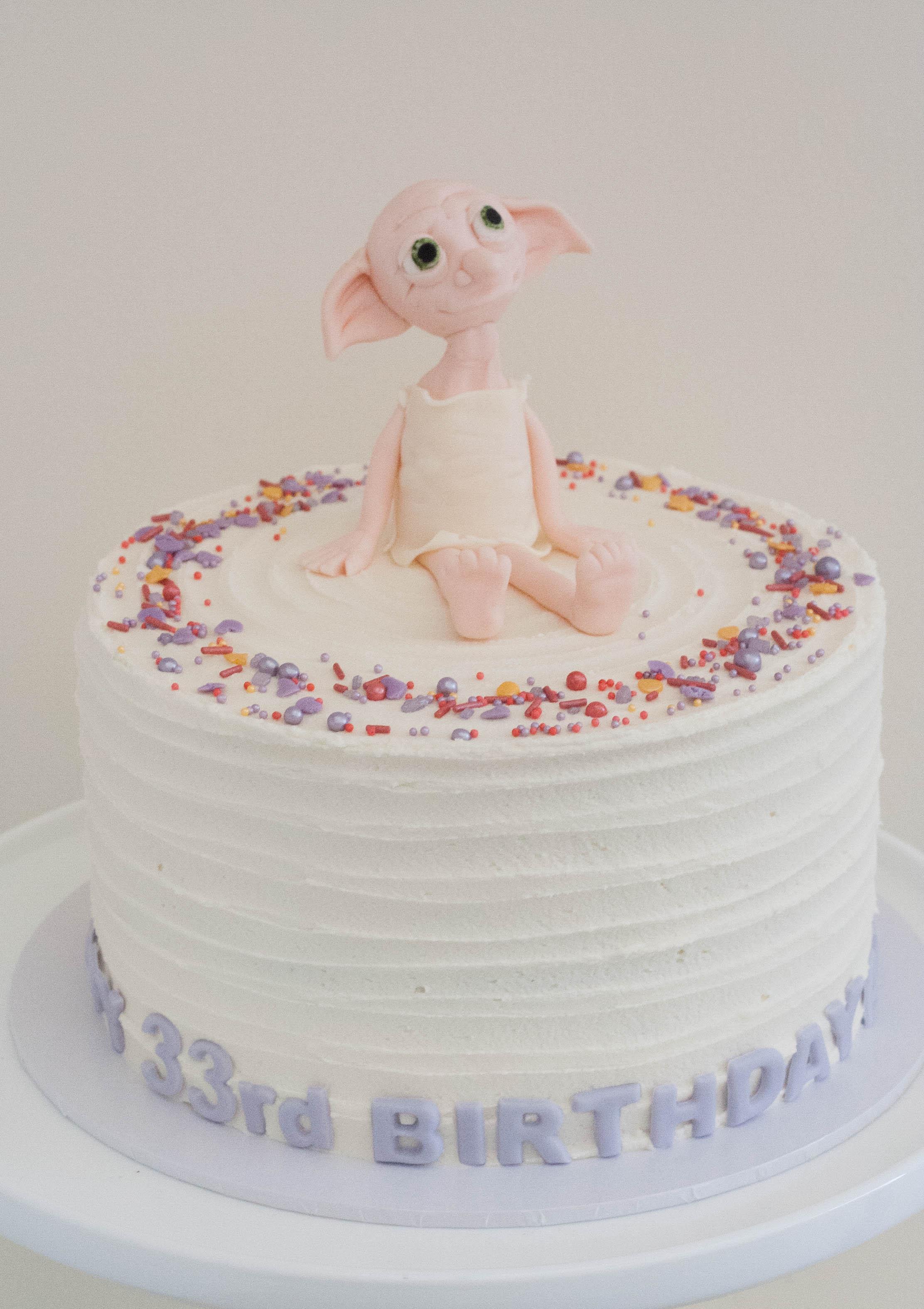 Dobby gluten free vegan carrot cake_