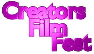 Creators Film Fest Logo Transparent Back