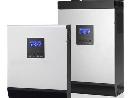 ¡Los dispositivos híbridos de control de carga / inversor pueden dañar los generadores de turbinas e
