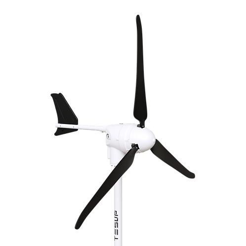MeisterX Windkraftanlage (Hergestellt in Europa)
