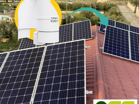 Agrupaciones & Soluciones Solares is a TESUP's customer