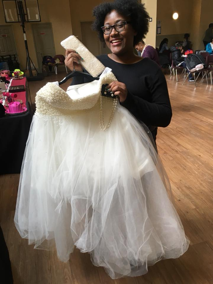 3rd Annual Prom Gown Giveaway