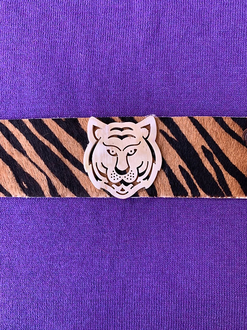 Tiger Hide Cuff (Limited Edition)