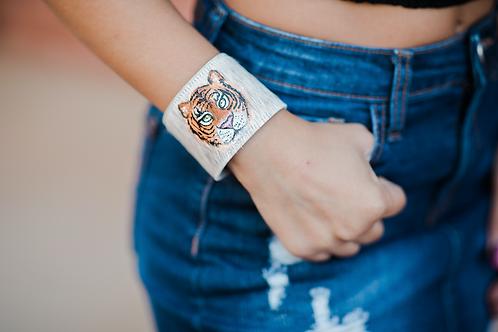 PAWthentic Tiger Cuffs