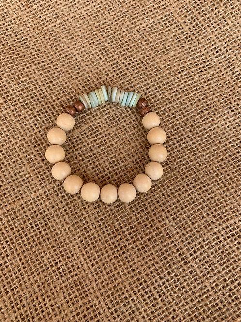 Stack Bracelet (Shell We Dance)