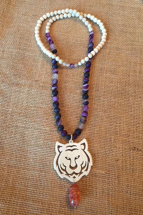 """Tiger Town"" Necklace"