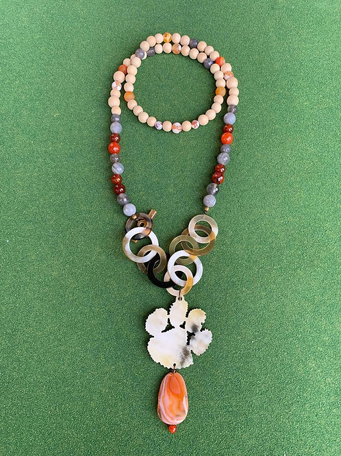 The Jennifer Ford Paw Necklace